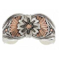 Montana Silversmith Magnolia Kaleidoscope Cuff Bracelet BC3759RG