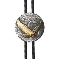 BOL111 Men's Andwest Eagle Bolo Tie