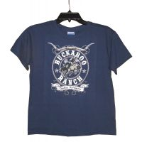 BUCKAROO Navy Blue Buckaroo Short Sleeve T-Shirt