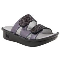 Alegria Pewter Camille Tile Me More Womens Comfort Shoes CAM-767