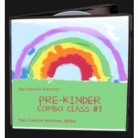 STCD1000 PRE-KINDER COMBO CLASS GOLD
