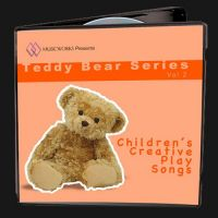 STCD1102 Teddy Bear Series- Creative Play Songs 2