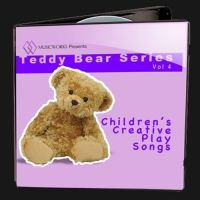 STCD1105 TEDDY BEAR SERIES-  ACTIVITY PLAY SONGS 4