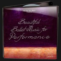 STCD4010 BEAUTIFUL BALLET MUSIC FOR PERFORMANCE