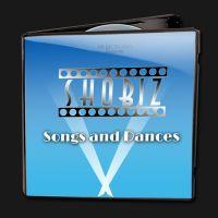 STCD4021 Sho Biz Songs & Dances By Al Gilbert