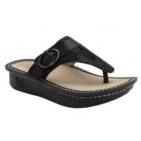 Alegria Codi Trellis Adjustable Strap Womens Comfort Sandals COD-878