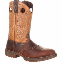 Durango Rebel with Saddle Brown/Tan Mens Western Boots DDB0132