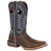 Durango Brown Rebel Pro Denim Blue Mens Western Boot DDB0216