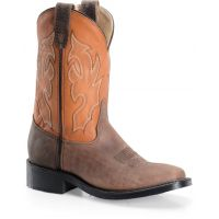 Double H 11 Inch Mens Wide Square Toe Roper Boots DH977