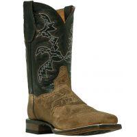Dan Post Franklin Wide Square Toe Mens Western Boots DP2815