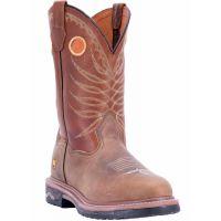 Dan Post Tan Foreman Soft Toe Mens Work Boots DP69212