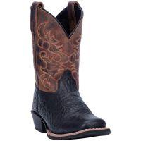 Dan Post Little River Leather Childrens Western Boots DPC2944