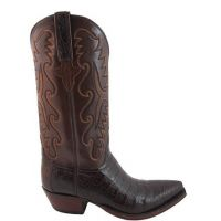 E2144.54 Sienna Caiman Ultra Belly Lucchese Mens Western Cowboy Boots