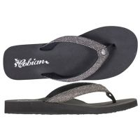 FSB13-PEWTER FIESTA SKINNY BOUNCE Flip-Flop Cobian Ladies Sandals