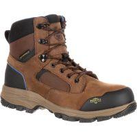 Blue Collar Composite Toe Men's Waterproof Work Hiker Boots