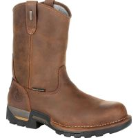 Georgia Boot Eagle One Waterproof Pull On Mens Work Boot GB00314
