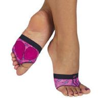 H07SS NEW! Cross My Heart Print footUndeez Adult Sizes