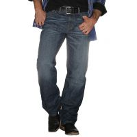 HB50134001 Garth Brooks Sevens by Cinch Mens Relaxed Boot Cut Jeans