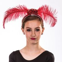 HP-20 Two Feather Headpiece