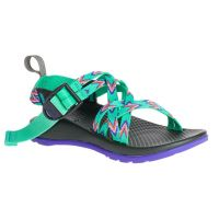 Chaco ZX/1 Classic Mint Leaf Kids Waterproof Sport Sandals J180090