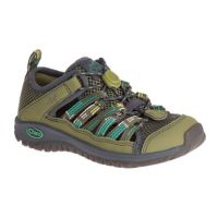 Chaco Green Big Kid's Kids Outcross 2 Shoes J180261