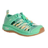 Chaco Teal Big Kid's Kids Outcross 2 Shoes J180263