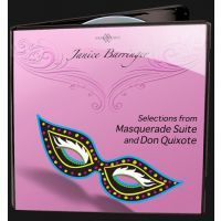 JBCD8012 Selections from Masquerade Suite and Don Quixote by Music Works