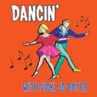 KIM4065 Dancin' With Vicki Jo Boyer