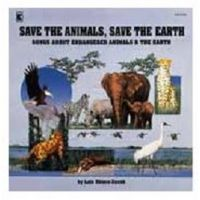 KIM9124  SAVE THE ANIMALS, SAVE THE EARTH