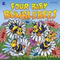 KIM9161CD Four Baby Bumblebees