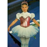 7016A Pink Peals Dance Recital Costumes AD
