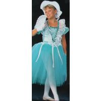 8923 PEACOCK BRIDESMAID Dance Recital Costumes