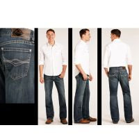 Rock and Roll Cowboy Reflex Double Barrel Mens Jeans M0D3466