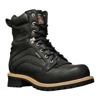 Milwaukee Drysdale Black Mens Boots MB406