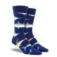 SockSmith Navy Men's Just For Sport Socks MNC1635