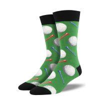 SockSmith Mens Tee It Up Socks MNC1636