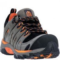 MR84309 Grey McRae Mens Steel Toe Safety Work Shoes
