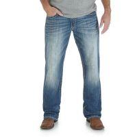 MRR47LE Rock 47 Denim by Wrangler Men's Relaxed Boot Cut Jean