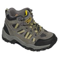 Nord Trail Mt Hunter Hi Grey/black Boys Hiker MT HUNTER HI