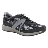 Alegria Traq Qarma Right Angle Grey Womens Comfort Shoes QAR-5021