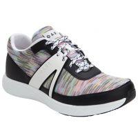 Alegria Traq Qarma Horizon White Womens Comfort Lace Up Sneakers QAR-5152