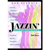 RBJAFV JAZZIN' ACROSS THE FLOOR VHS