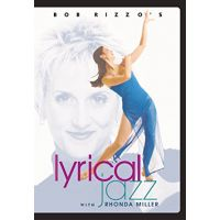 RBP43DVD  LYRICAL JAZZ with Rhonda Miller