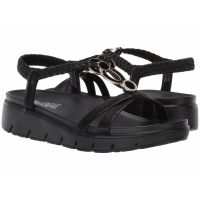 Alegria Black Roz Womens Lightweight Comfort Sandals ROZ-101