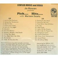 SCD2062 Picks Hits CD