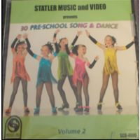 SCD4006 30 Pre-School Songs And Dances V2