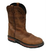 Santa Fe Distressed Mens Work Boot SF4222