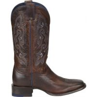 Sonora Ava Chocolate Square toe Womens Western Boots SN1410