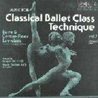SR453CD Music For Classical Ballet Technique- Vol. 4