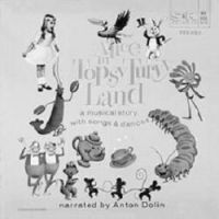 SR800 ALICE IN TOPSY TURVY LAND - A Musical Story with Songs & Dances